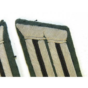 Wehrmacht sapper units collar tabs for officer.. Espenlaub militaria